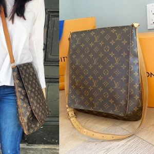 ♥️MUSETTE SALSA♥️Authentic Louis Vuitton Crossbody